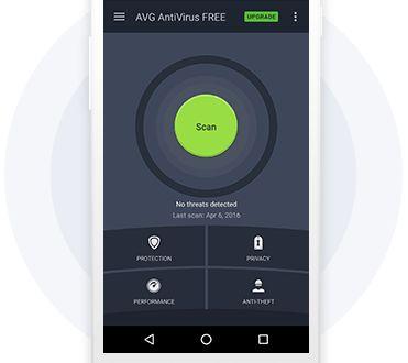 AVG Antivirus Android Free Download