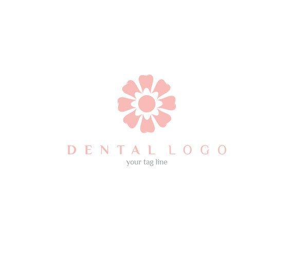 Premade Logo Design-Dental Logo Design-Elegant, Modern …