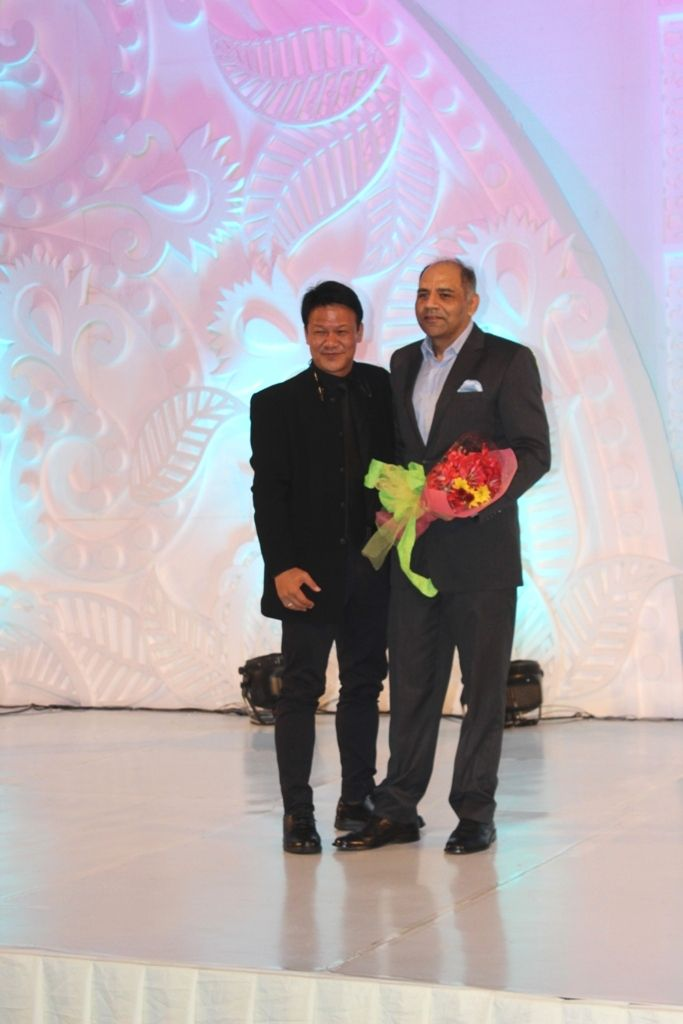 Our GM and Mr. Edhi Soewangsit from Wangsit EO #LifeAtIHG