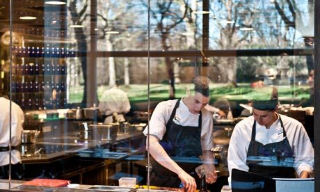 Dinner by Heston Blumenthal at The Mandarin Oriental Hotel, London