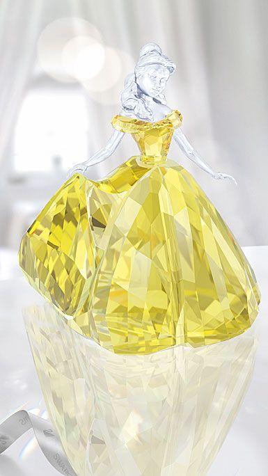 Swarovski Disney Princess Belle, Limited Edition 2017 oh my gosh I would love this......