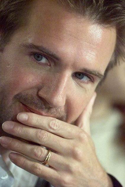 Ralph Fiennes: The Harry Potter Films, The Constant Gardener, The Reader and The English Patient to name a few of his notable credits.