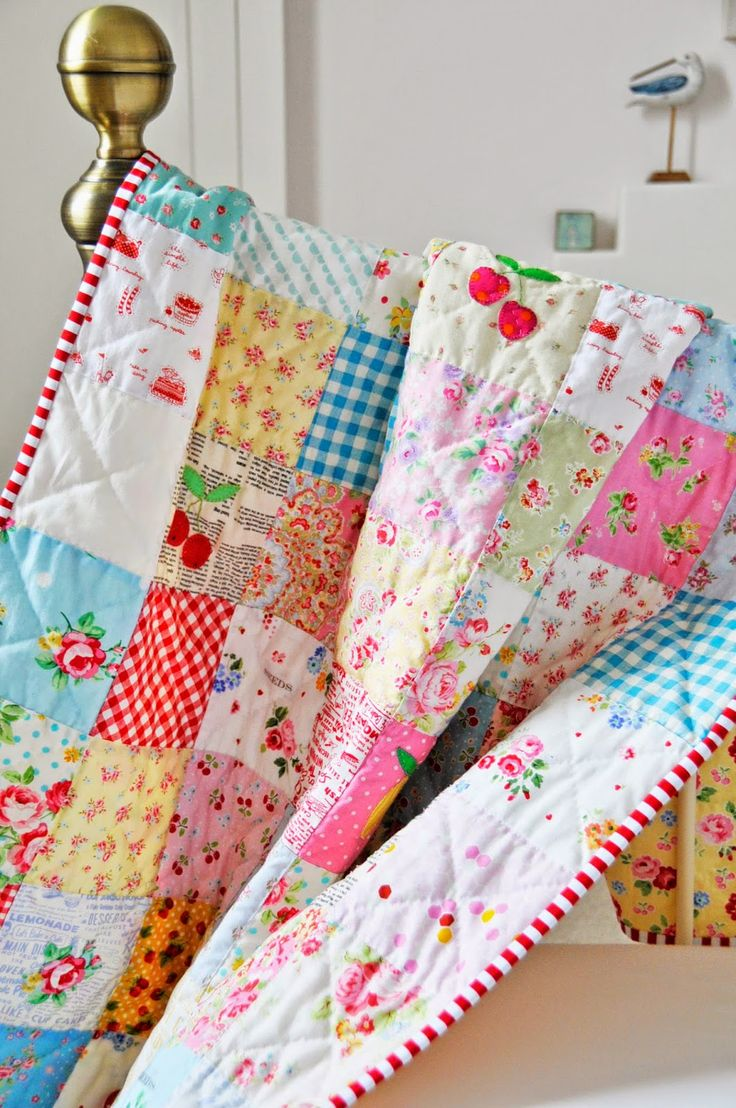 Best 25+ Summer quilts ideas on Pinterest | Baby patchwork quilt ...