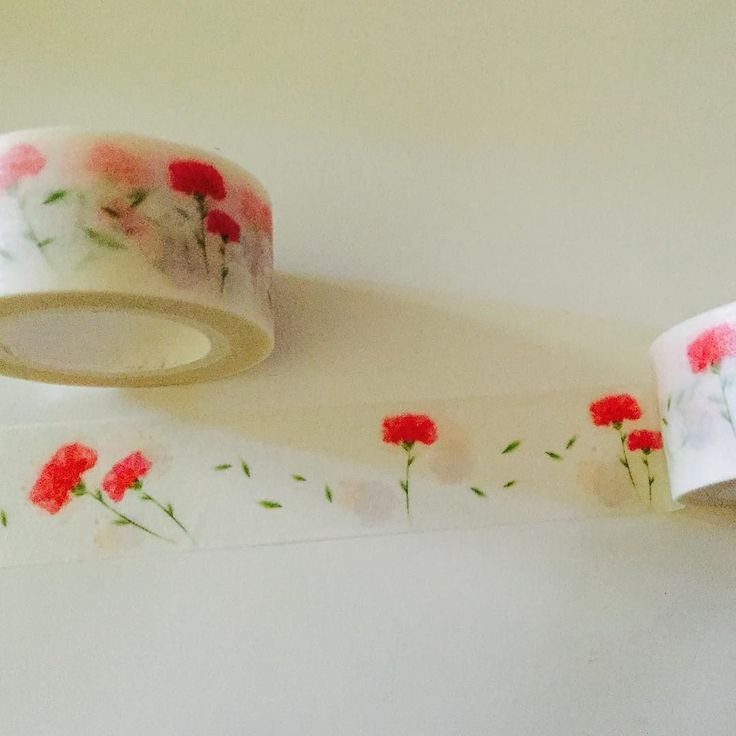 Red Carnation Washi Tape in my Etsy Shop now! See my Bio for shop link & discount code. #washitape #washi #carnations #erincondren #filofax #planners #scrapbooking #crafts #kawaii #journaling #stationery #planner #erincondrenlifeplanner #flowers #filofaxlove #filofaxaddict #floral #kawaiiaddict #washiaddict #red #plannerjunkie #planneraddicts #plannergoodies #plumplanner #plannersupplies #plannerlove #stationeryaddict #washilove #plannernerd by goatgirlgoodies