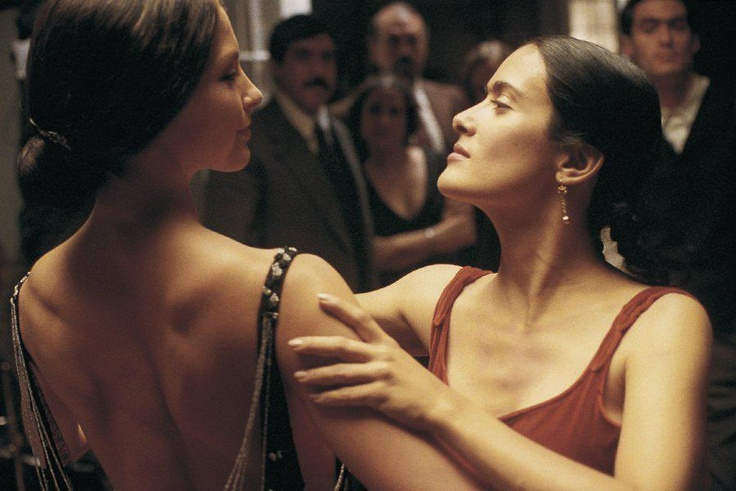 ASHLEY JUDD y SALMA HAYEK en FRIDA(JULIE TAYMOR,2002)
