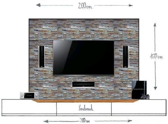 die besten 25 tv w nde ideen auf pinterest tv m bel tv ger t und tv panel. Black Bedroom Furniture Sets. Home Design Ideas