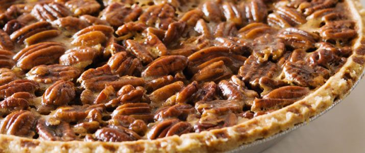 Ruth Ann's Praline Pecan Pie