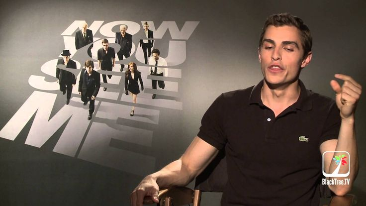 Dave Franco talks about new movie, Now You See Me- New Orleans, the cast, & magic