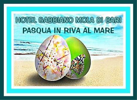 #PASQUA IN #RIVA AL #MARE... SCOPRI LE NOSTRE SPECIALI #OFFERTE info e prenotazioni: WWW.HOTELGABBIANO.BIZ  info@hotelgabbiano.biz TEL/FAX 080 473 34 41 – 080 473 23 31 VIA PIERO DELFINO PESCE,24 MOLA DI BARI (BA) 70042