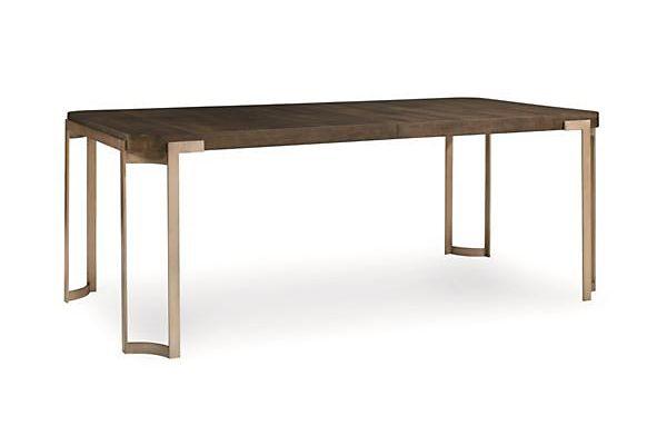 Стол обеденный ATS-DINTAB-001B/T — Центральный Дом мебели