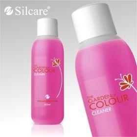 Silcare Καθαριστικό Gel - Λιπαρότητας 600ml (Φράουλα) Επαγγελματικό καθαριστικό το οποίο αφαιρεί την λιπαρότητα από τα νύχια και προετοιμάζει την επιφάνεια του νυχιού για τις τεχνικές εργασίες (gel και ακρυλικό). Επιπλέον αφαιρεί την λιπαρότητα του gel. Χρήση: βάλτε μία μικρή ποσότητα σε ένα κομμάτι κυτταρίνης και τρίψτε την αφαιρέστε την εντελώς την λιπαρότητα. Τιμή €8.00