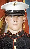 Honoring Marine Pfc. Nicholas M. Skinner who selflessly sacrificed his life on 8/26/2004 in Iraq for our great Country. Please help me honor him so that he is not forgotten.