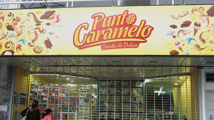 Punto Caramelo / Branding