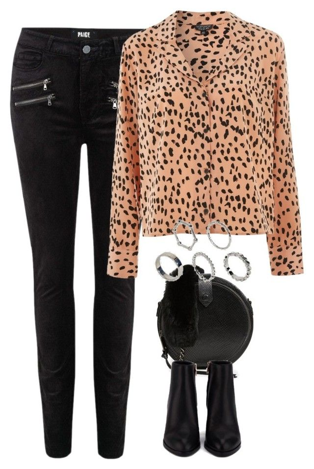 """Untitled #4769"" by keliseblog ❤ liked on Polyvore featuring Paige Denim, Topshop, Rebecca Minkoff, Alexander Wang and ASOS"