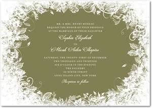 77 best enchanted forest theme images on pinterest enchanted Wedding Paper Divas Ombre Forest signature white wedding invitations enchanted frost by wedding paper divas Wedding Dresses