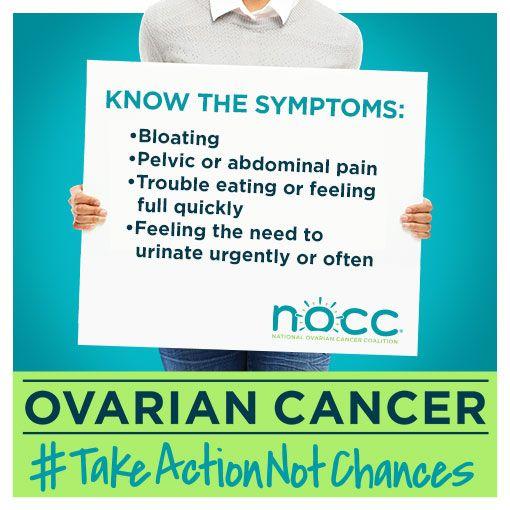 WhyTeal? September is Ovarian Cancer Awareness Month!
