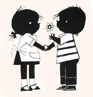 Jip en Janneke ... Doet me denken aan de kinderjaren :)