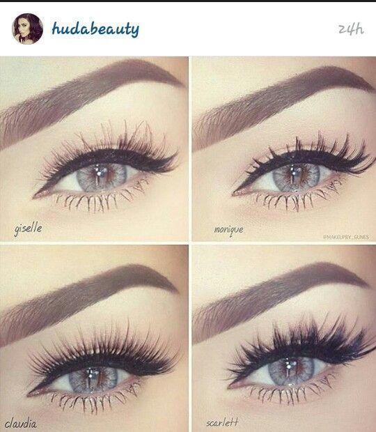 Huda Beauty Eyelashes