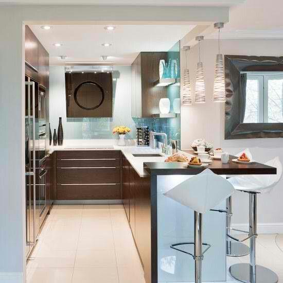 88 Best Small Kitchen Ideas Images On Pinterest  Small Kitchens Best Small Kitchen Interior Design Images Inspiration