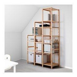 Opbevaringssystemer og reoler - IVAR systemet - IKEA