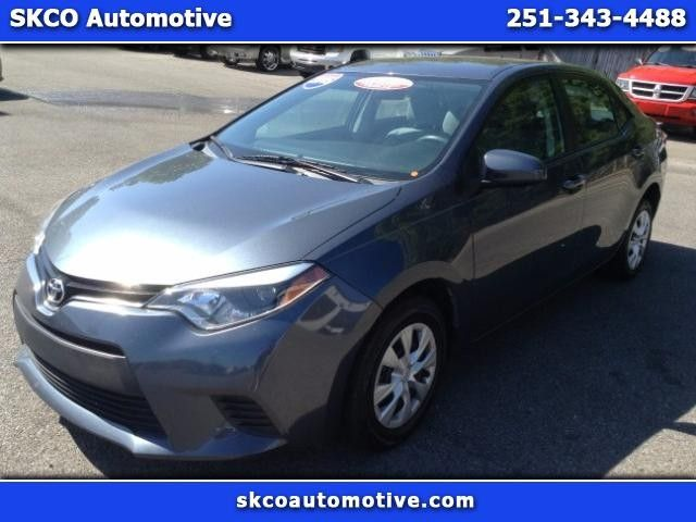 2015 Toyota Corolla $12950 http://www.CARSINMOBILE.NET/inventory/view/9859056