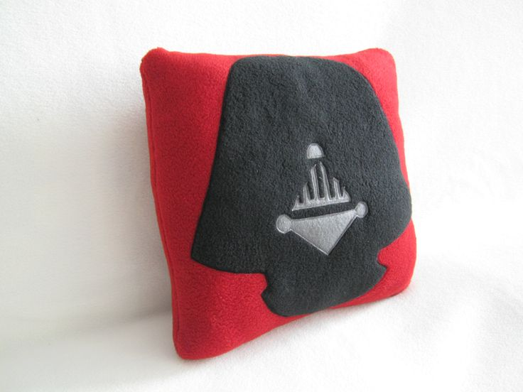 Lord Vader Pillow Star Wars Made by Plush Workshop