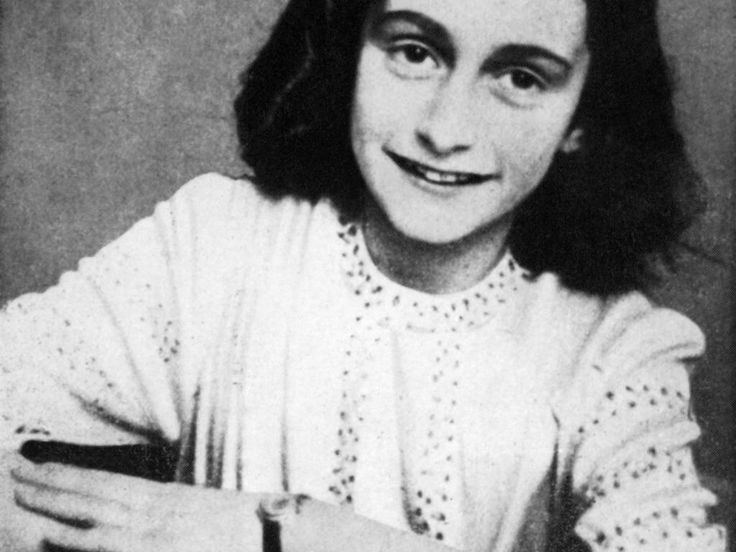 Anne Frank is the most famous jewish girl who lifed during the holocaust, her book is famous around the world and I think she is a big heroe fo what she has gone trough.