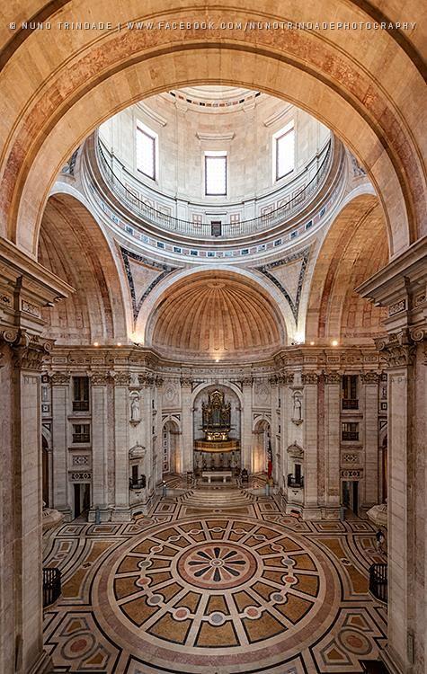 Panteão Nacional, Lisbon, Portugal