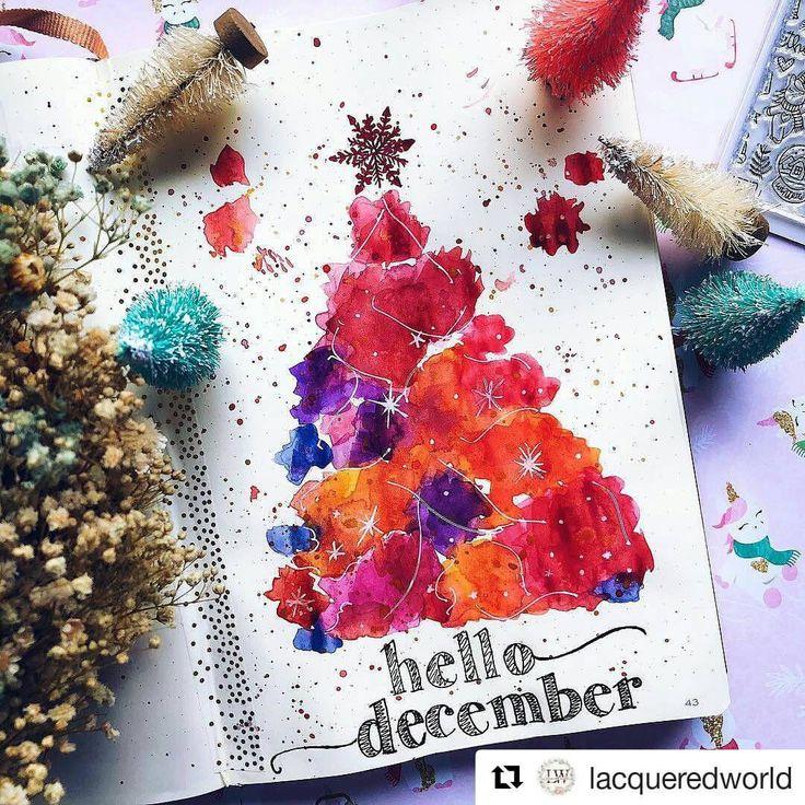 #Repost @lacqueredworld (@get_repost) ・・・  Hello December ¡! ☃️ .  NoteBook: @leuchtturm1917es & @leuchtturm1917 .  Roller Pen & Pastel Pens: @stabilospain & @stabilo .  Colour Pens: @tombow.spain & @tombowusa & @sakuraofamerica .  Pen: @lamy.es & @lamy_official .  WashiTape: @aliexpress_official_esp & @aliexpress.official  WashiTapes: @horacioprinting .  Flowers: @luciabe .  Scrap Paper & Stamp: @lorabailora . . . #leuchtturm1917 #leuchtturm #bujo #lettering #tombow...