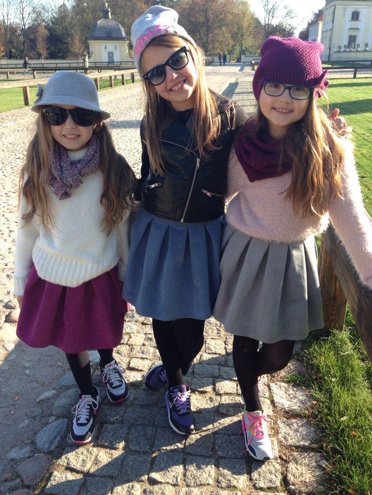 Spódniczki ALICE, MAURO i GIS   www.kids.stoneskirts.pl    #fashion #moda #modadziecieca  #kids #spodniczki #skirts