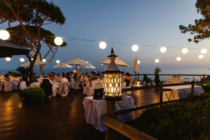 destination wedding Portugal, Sheraton Pine Cliffs Wedding