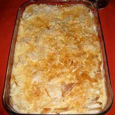 Om Ali Allrecipes.com  An Arabic dessert I like very much