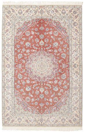 Nain 6La signerad: Habibian matta RXR2. 152x233 cm. Nutida 0-20 år (inte använd).  Cirka 810 000 knutar per m². 21000 kr.