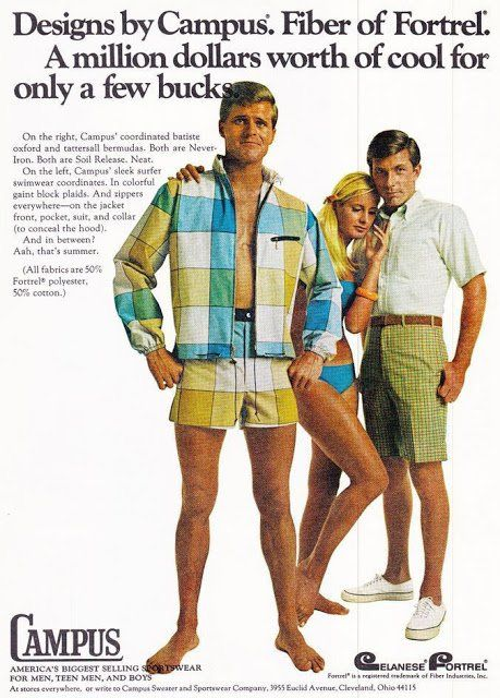 These Vintage Men S Fashion Ads Prove That The 70s Were A Weird