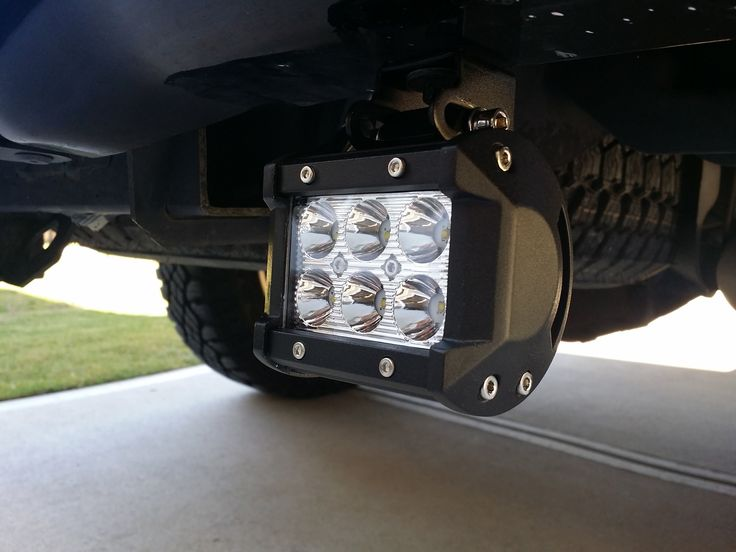 Lifted Jeeps For Sale >> HOW TO INSTALL REAR F150 CREE LED REVERSE LIGHT BARS F150LEDS.COM | FORD EXPLORER 1998 / CAR ...