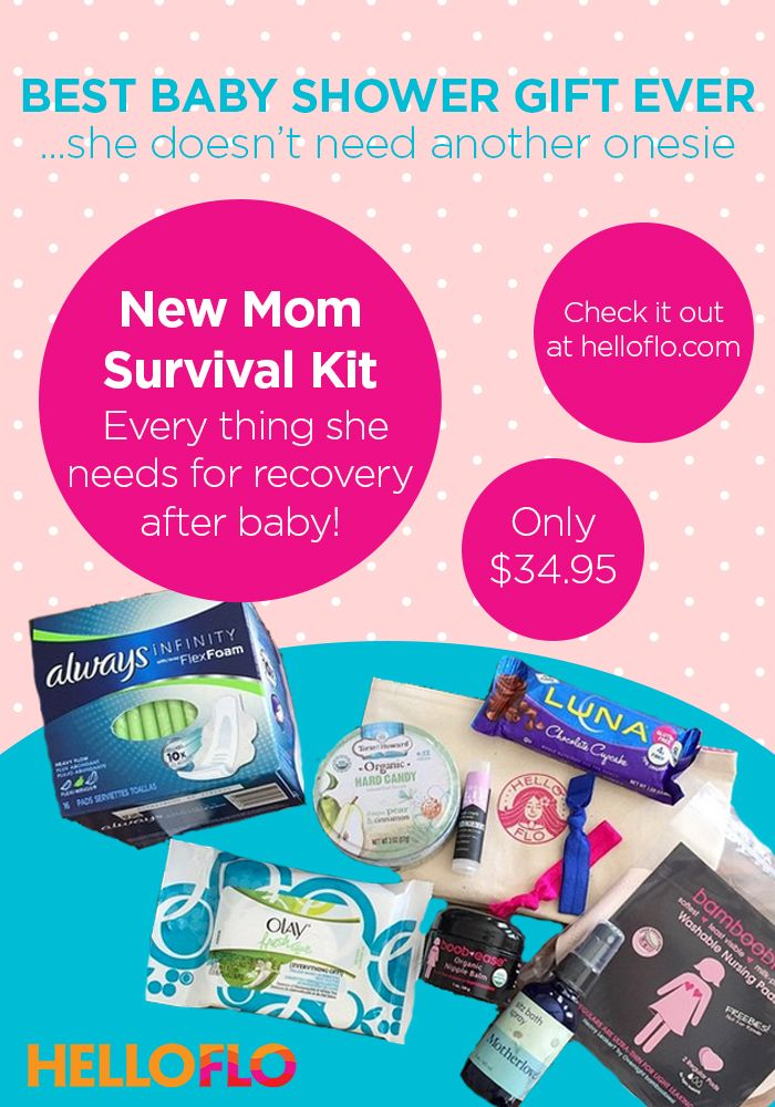 All the things a new mom needs to recover after the miracle of child birth!! Perfect baby shower gift for any mom!