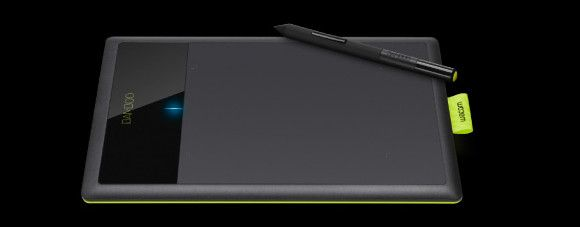 FUTURE - Wacom Bamboo drawing tablet; we no longer need paper to draw on, as paper has turned into a digital form, and is still evolving. (Lee J, 2011)