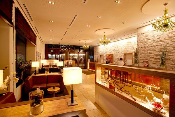 Lobby | H+ Hotel Salzburg