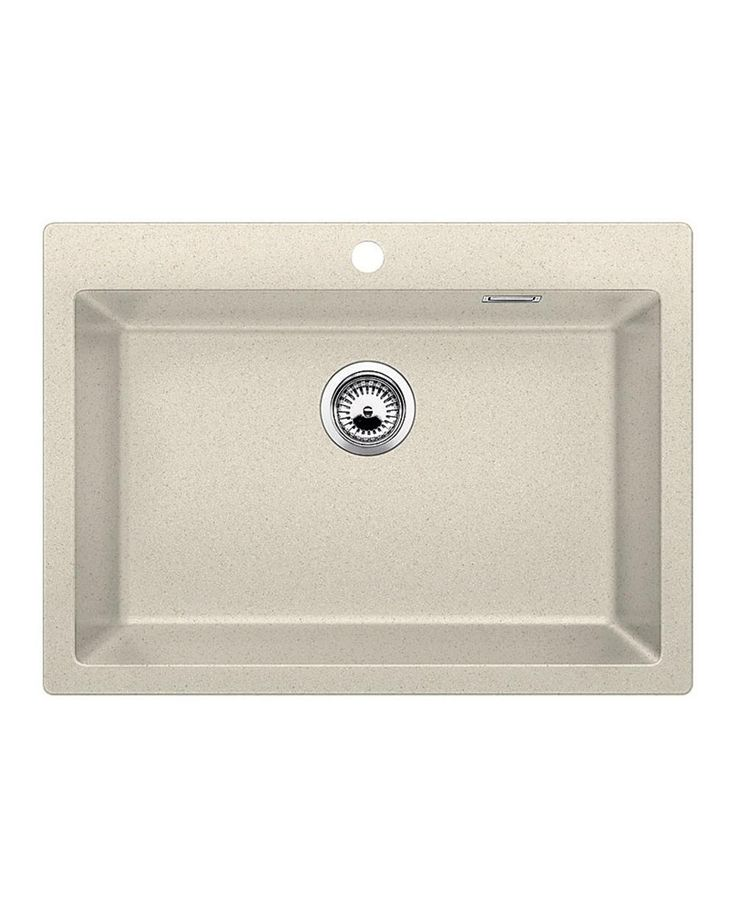 Sink Pleon 8 Sand A sink with a large trough that will allow you to easily wash in larger utensils such as a pan. It is combined with many accessories which will further facilitate your work.