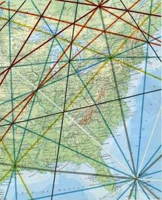 Best Ley Lines Ideas On Pinterest History Of Geometry Wales - Ley lines in the us map