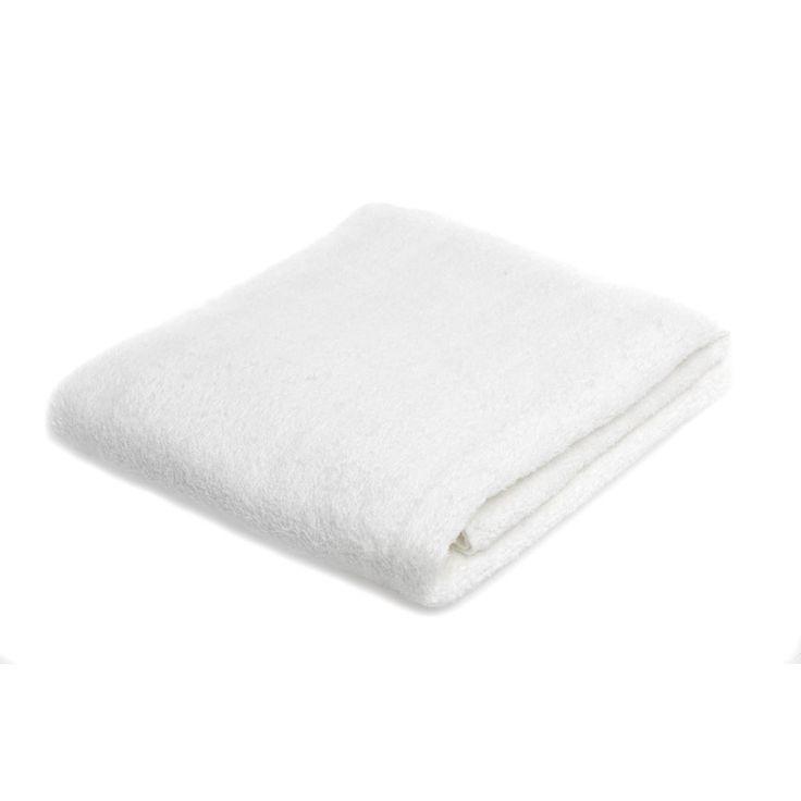Wilko Everyday Value Bath Sheet White