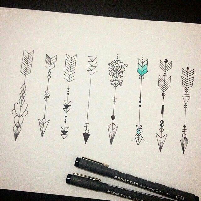 ❤ for tattoo idea.