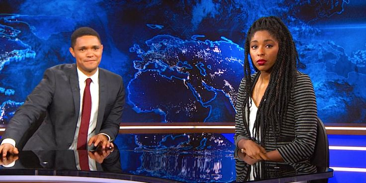 How Jessica Williams Left The Daily Show on a Badass High Note  - She will be missed.