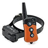 #8: Upgraded Version iPets PET619S 900 ft Remote Dog Shock Collar Rechargeable & Waterproof Dog Training Collar with Beep Vibrating Electric Shock Collar for All Size Dogs (10-100lbs)