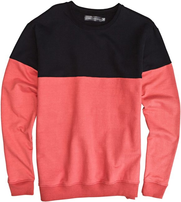 """PULLOVER FLEECE > $54 """" Hey there's no ifs, ands or buts about it, this fleece is gonna make you an instant lady killer. Just make sure that you're prepared for this bombardment from the female gender"""" hahaha that's the actual description! I just like it for the possibility of subtle geekery."""