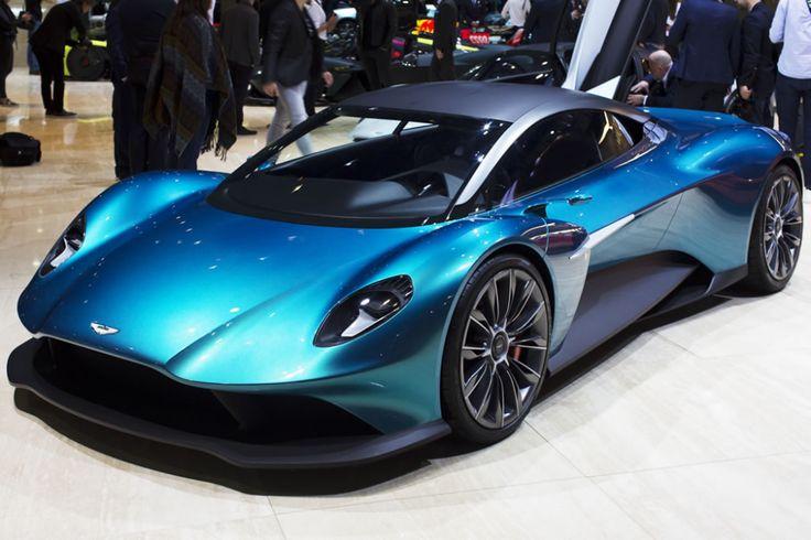 Aston Martin Vanquish Vision Concept 2019 in 2020
