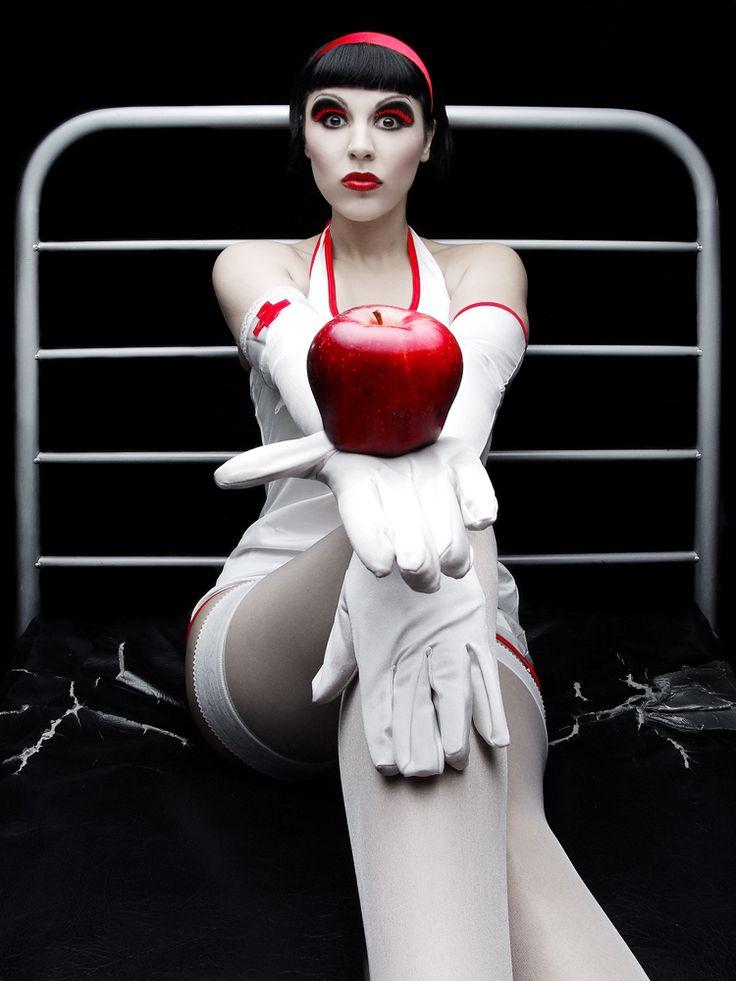 not.aufnahme XXVII by silent-order - fetish, gothic, freak lady - Dark pictures