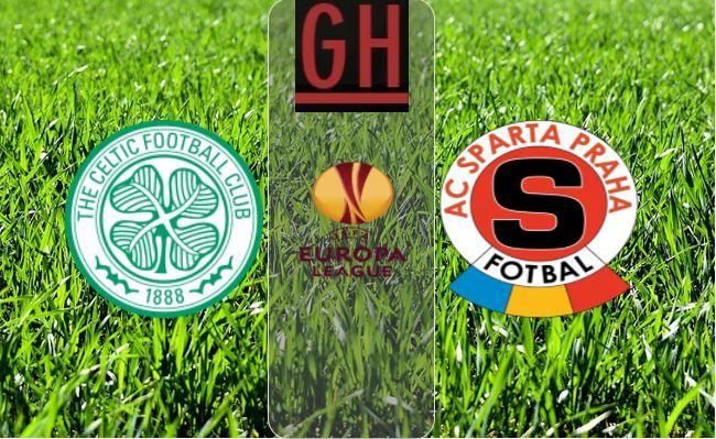 Celtic Vs Sparta Prague Uefa Europa League Video Highlights Sparta Prague Europa League Sparta