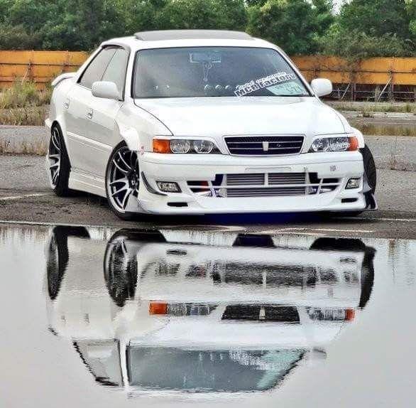 TOYOTA CHASER / JZX100. Japan CarsDrifting CarsJdm ...