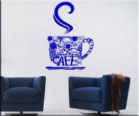 decorazione da muro bar caffè
